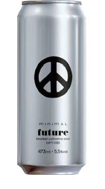 Minimal Future Lata 473ml Catharina Sour Com Cajú