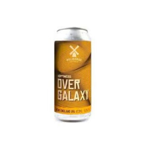 Molinarius Hoppiness Over Galaxy IPA Lata 473ml