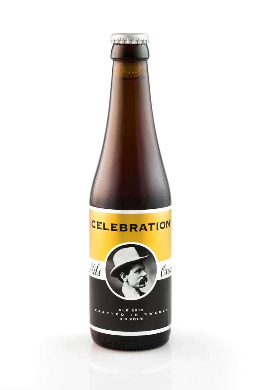 Nils Oscar Celebration 330ml Barley Wine