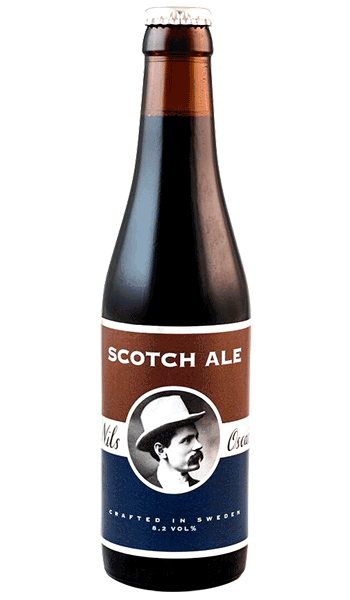 Nils Oscar Scotch Ale 330ml