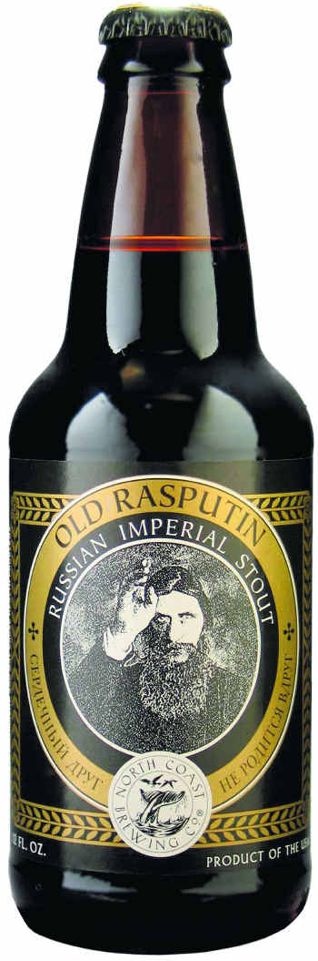 North Coast Old Rasputin 355ml Imperial Stout