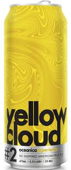Oceânica  Yellow Cloud #2 Lata 473ml NE APA