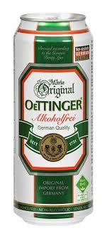 Oettinger Sem Alcool 500ml