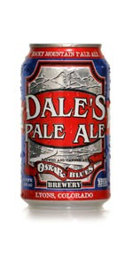 Oskar Blues Dales Pale Ale 355ml
