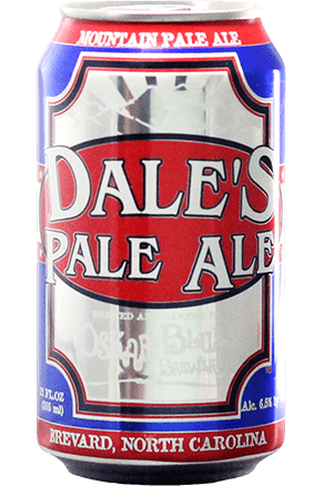 Oskar Blues Dales Pale Ale 355ml (09/01/2019)