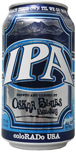 Oskar Blues IPA 355ml