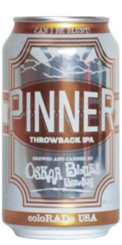 Oskar Blues Pinner IPA 355ml