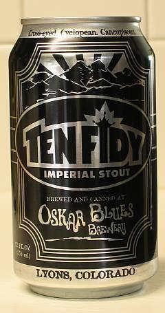 Oskar Blues Ten Fidy 355ml Imperial Stout