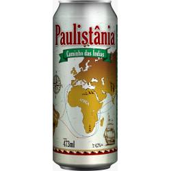 Paulistânia Caminho das Índias Lata 473ml - Session India Pale Ale