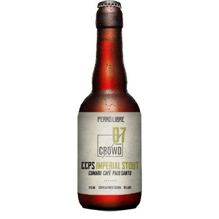 Perro Libre CCPS Imperial Stout 375ml - Crowd 07 Series