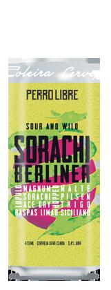 Perro Libre Sorachi Berliner  Lata 473ml