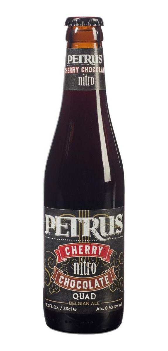 Petrus Cherry nitro Chocolate  Quad  330ml