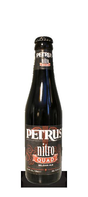 Petrus Nitro Quad Belgian Ale 330ml