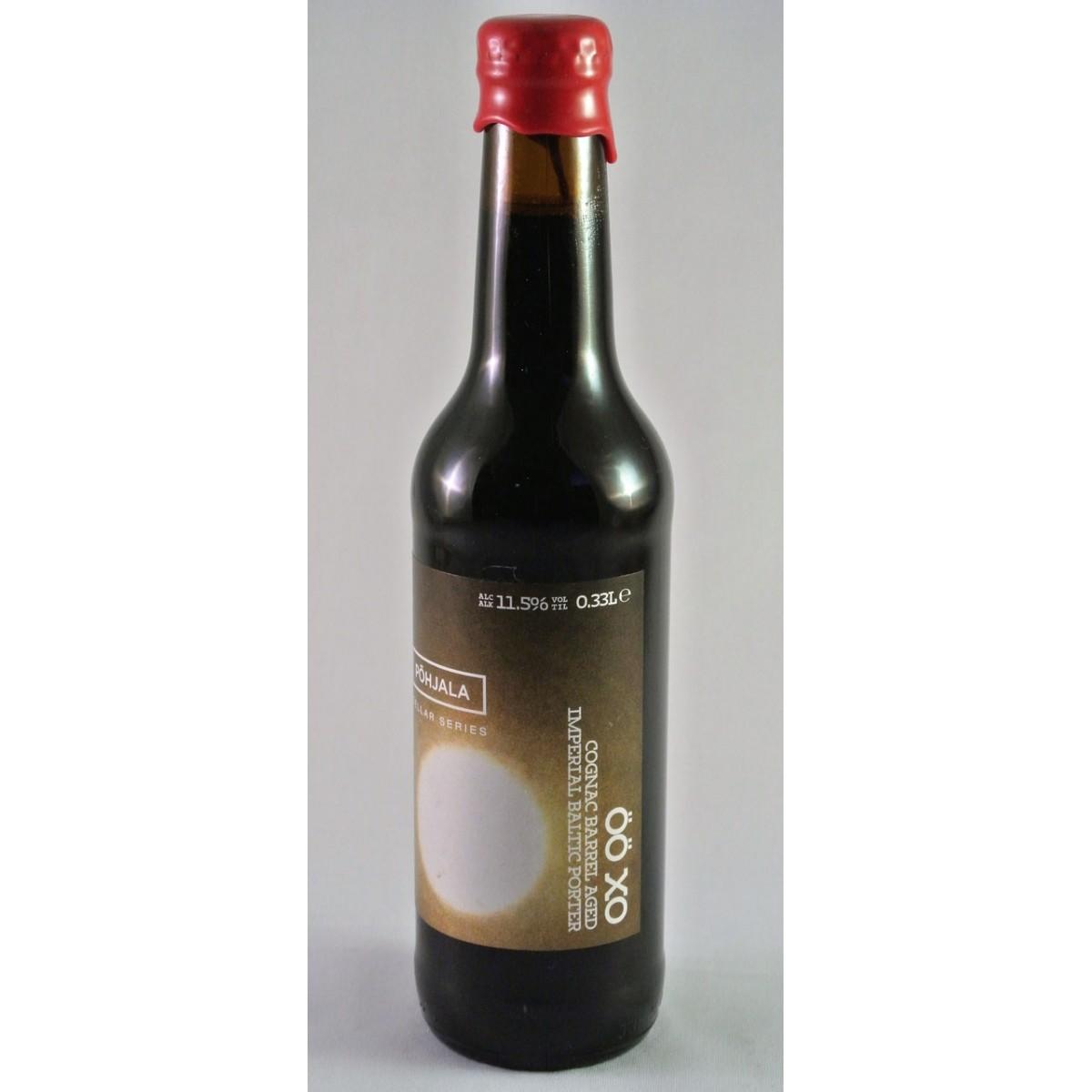 Pohjala OO XO 330ml Cognac BA Baltic Porter