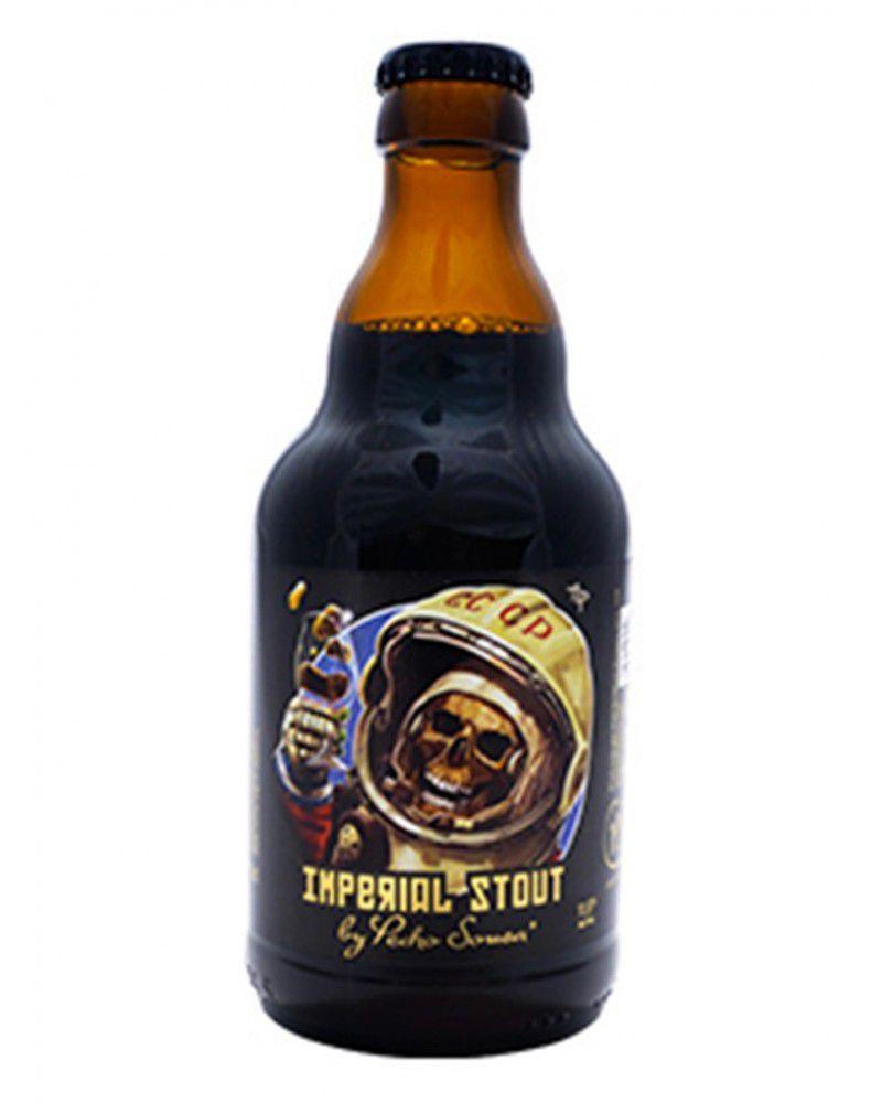 Post Scriptum Imperial Stout Bourbon BA 330ml