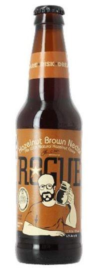 Rogue Halzenut Brown Nectar 355ml