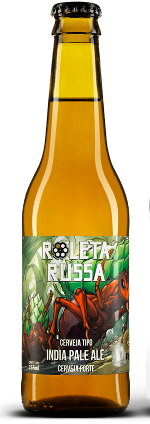 Roleta Russa IPA 355ml