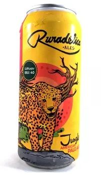 Ruradelica Jungle Lata 473ml APA