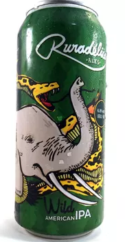 Ruradelica Wild IPA Lata 473ml