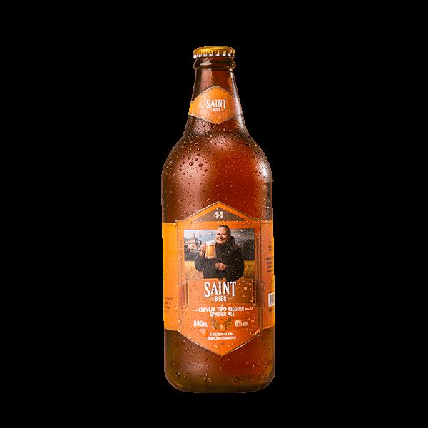 Saint Bier Belgian 600ml Golden ale