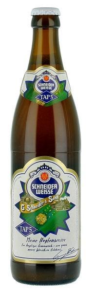 Schneider Weisse Tap 5 500ml