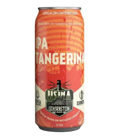 Schornstein  IPA  Tangerina Lata 473ml