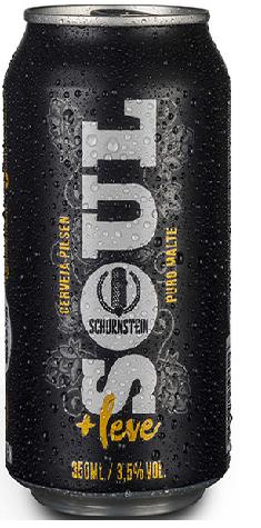 Schornstein Soul Lata 355ml Lite American Lager