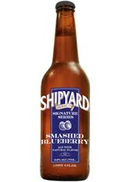 Shipyard Smashed Blueberry 650ml