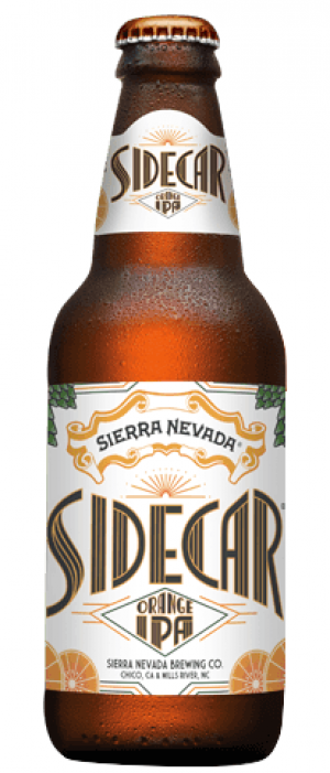 Sierra Nevada Sidecar 355ml Orange IPA