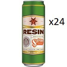 Sixpoint Brewery Resin 355ml CAIXA COM 24 LATAS (val 06/03/2019)
