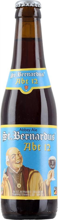 St. Bernardus ABT 12 330ml Quadrupel