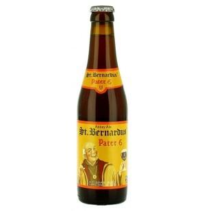 St. Bernardus Pater 6 330ml Dubbel