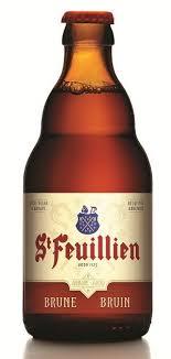 St. Feuillien Brune 330ml Dubbel