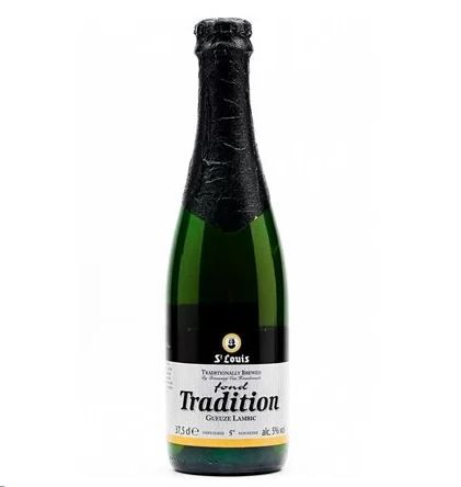 St Louis Fond Tradition 375ml Geuze