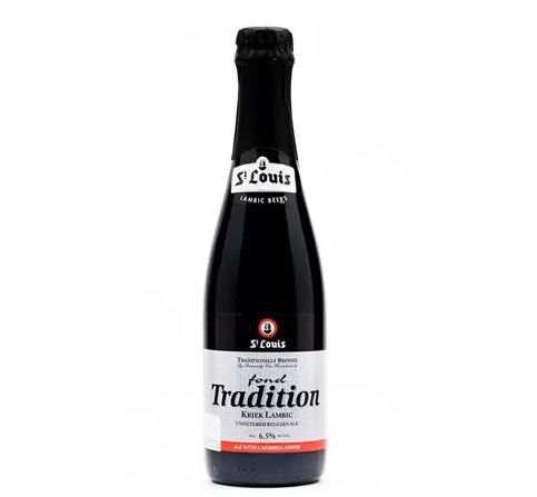 St Louis Fond Tradition 375ml Kriek