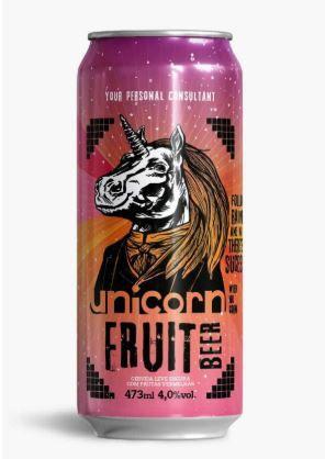 Startup Unicorn Fruit Beer Lata 473ml