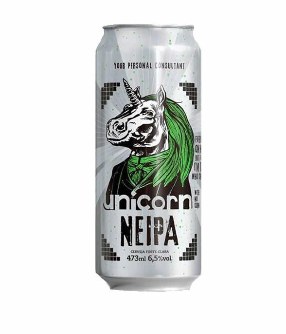 Startup Unicorn NEIPA Lata 473ml
