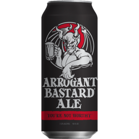 Stone Arrogant Bastard  Ale Lata 473ml American Strong Ale