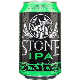 Stone IPA Lata 355ml