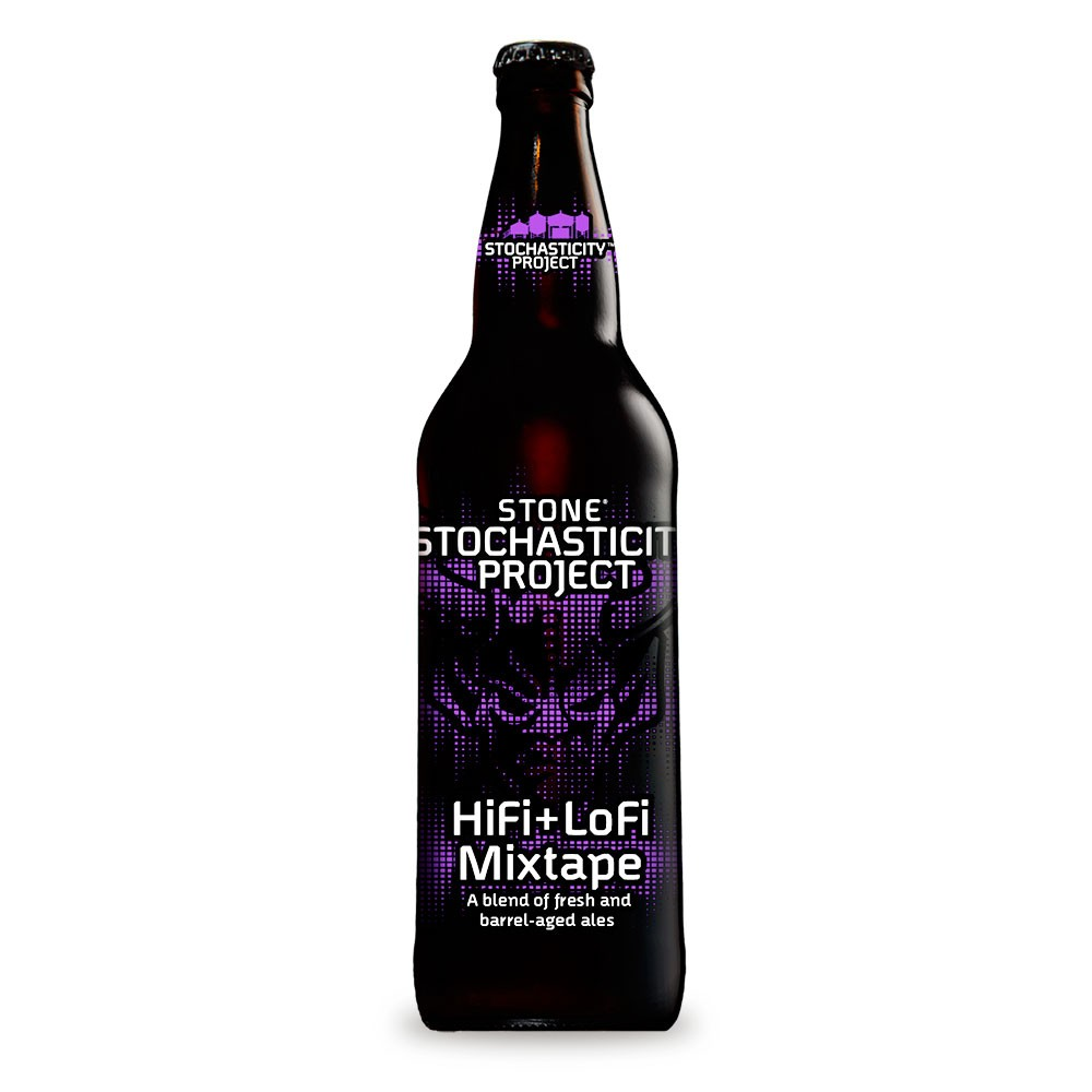 Stone Stochasticity Project HIFI-lOFI Mixtape 650ml  American Strong Ale