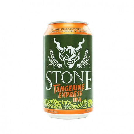 Stone Tangerine Express IPA Lata 355ml