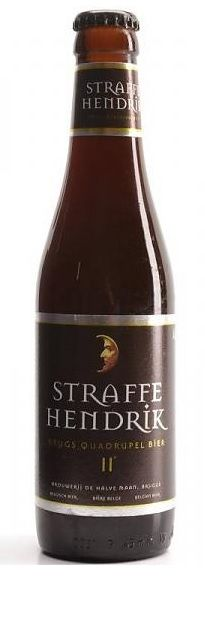 Straffe Hendrik Quadrupel 330ml