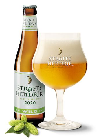Straffe Hendrik Wild Tripel 2020 330ml