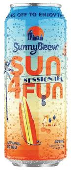 Sunnybrew Sun 4 Fun Session Ipa lata 473ml