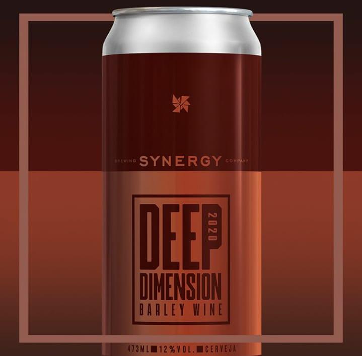 Synergy Deep Dimension 2020 Barley Wine 473ml