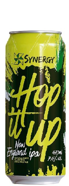 Synergy Hop It Up Lata 473ml NE IPA