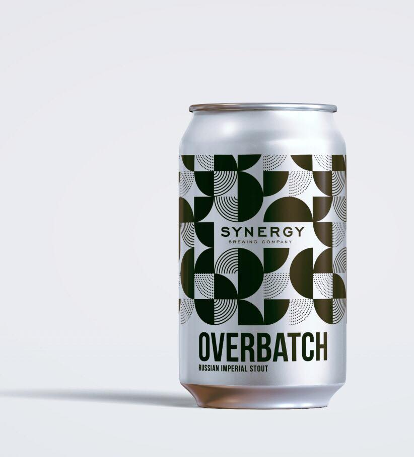 Synergy Overbatch Russian Imperial Stout 350ml