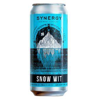 Synergy Snow Wit Lata 473ml