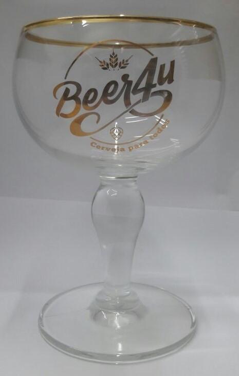 Taça Beer4u Trapista Rochefort