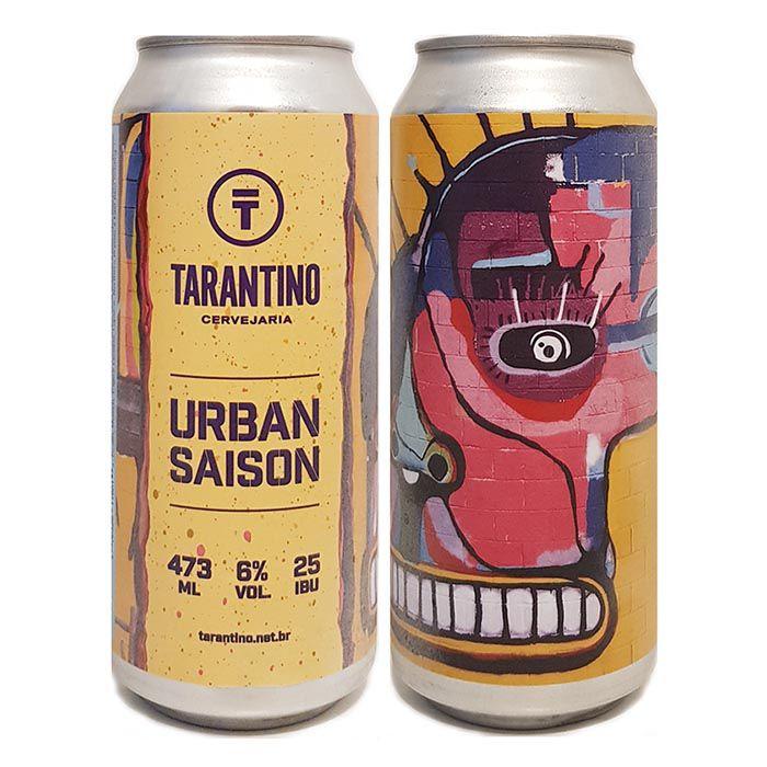 Tarantino Urban Saison Lata 473ml